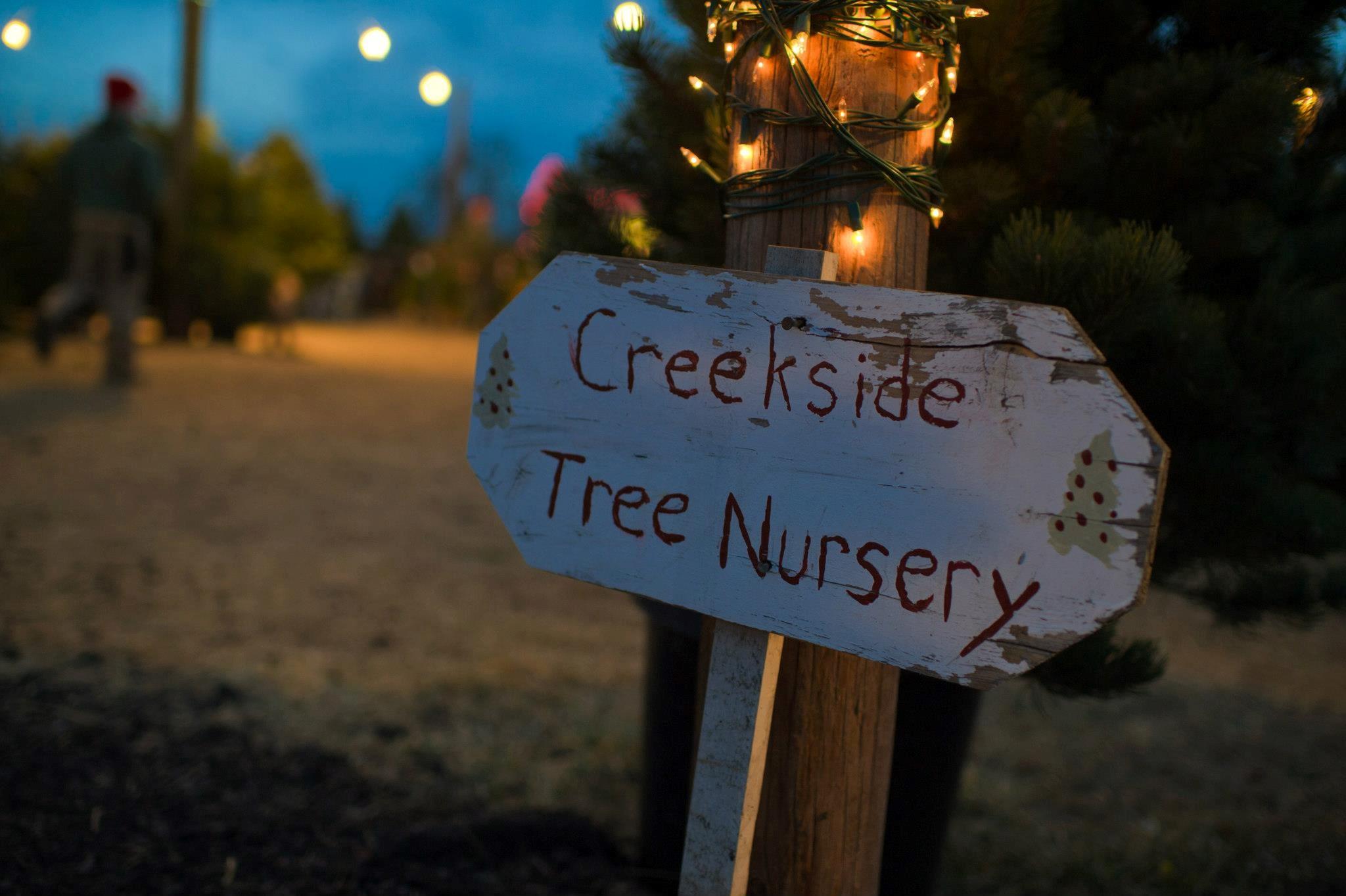 CreekSide Tree Nursery Christmas Tree Farm