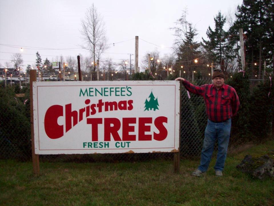Menefees Christmas Trees East Tacoma Christmas Tree Farm