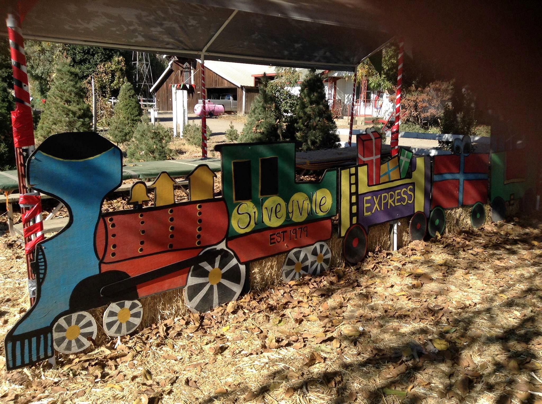 Silveyville Christmas Tree Farm christmas tree farm ...