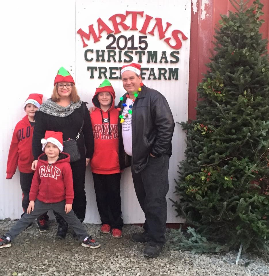 Cut Your Own Christmas Tree York Pa: Martins Christmas Tree Farm Christmas Tree Farm
